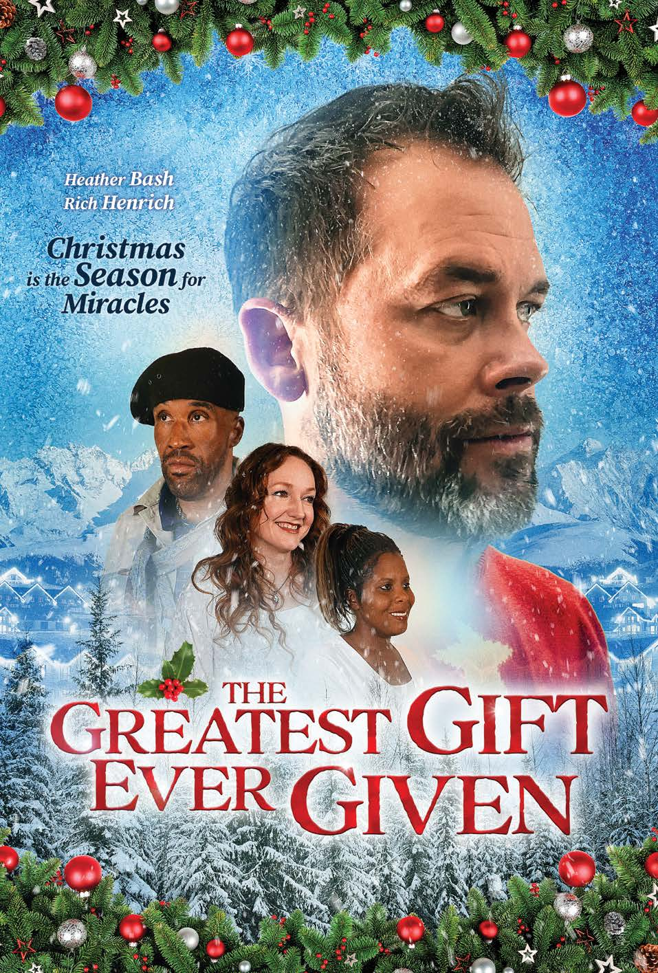 The Greatest Gift Ever Given (2020) - IMDb