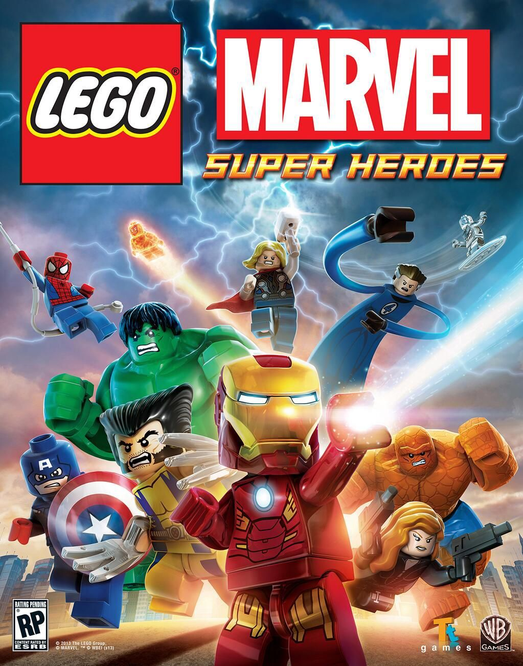 Lego Marvel Super Heroes (Video Game 2013) - IMDb