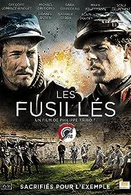 Grégoire Leprince-Ringuet and Michaël Grégorio in Les fusillés (2015)