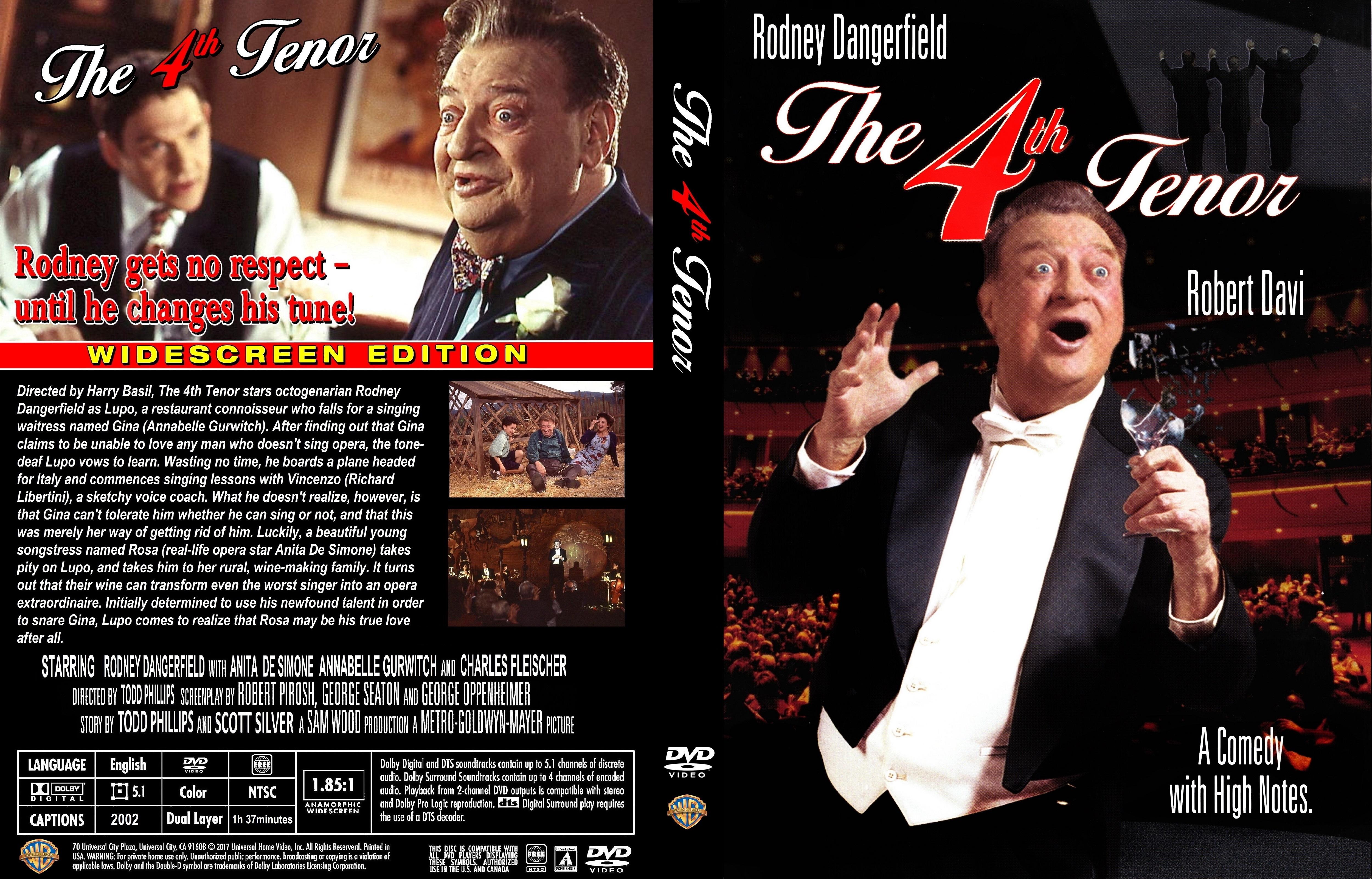 Rodney Dangerfield in The 4th Tenor (2002)