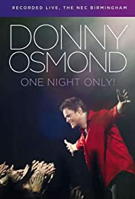 Donny Osmond - One Night Only! (2017)