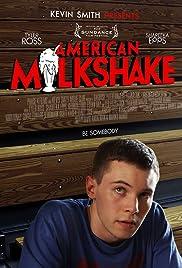 American Milkshake Poster