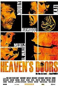 Amidou, Rachid El Ouali, Hakim Noury, Rabie Kati, Imad Noury, Swel Noury, and Aimee Meditz in Heaven's Doors (2006)
