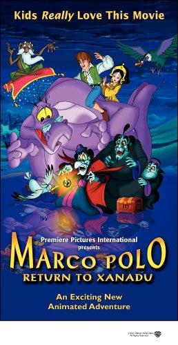 Where to stream Marco Polo: Return to Xanadu