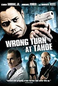 Harvey Keitel, Cuba Gooding Jr., Miguel Ferrer, and Leonor Varela in Wrong Turn at Tahoe (2009)