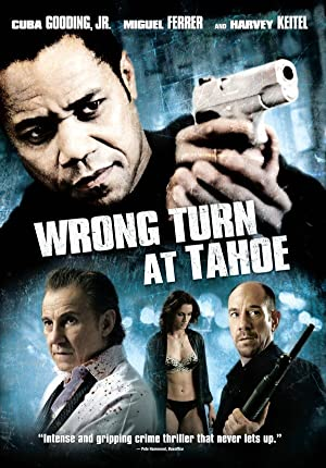 Where to stream Wrong Turn at Tahoe