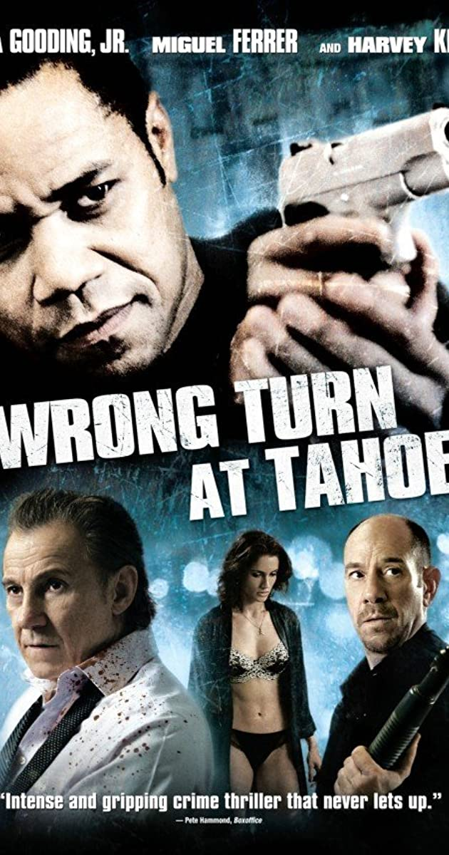 Mirties kelias / Wrong Turn At Tahoe (2009)	Online