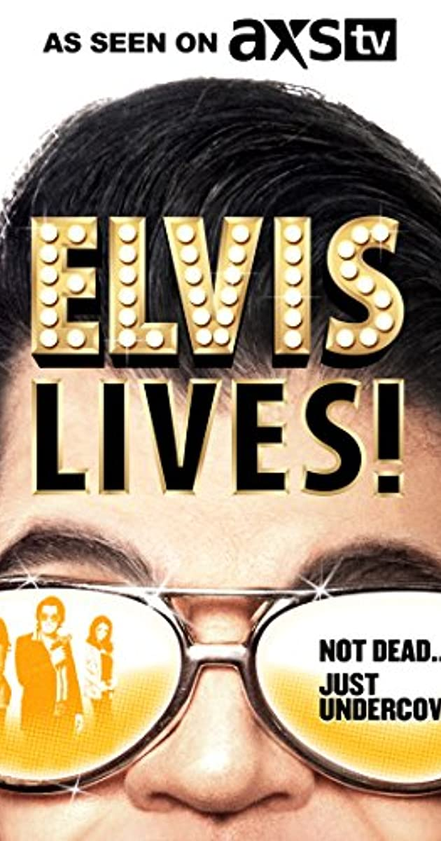 Subtitle of Elvis Lives!