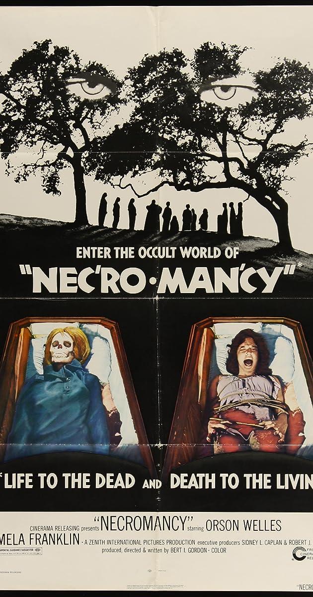 Subtitle of Necromancy