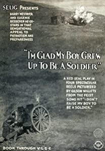imovie download to dvd I'm Glad My Boy Grew Up to Be a Soldier USA [BRRip]