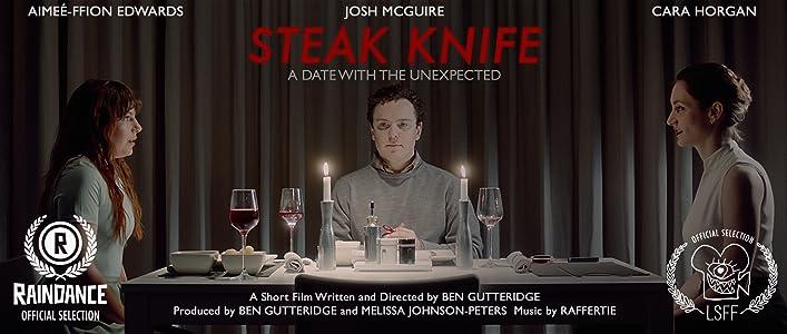 Movie utorrent download Steak Knife UK [WEB-DL]