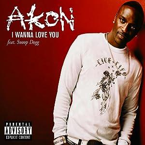 Free watch online Akon Feat. Snoop Dogg: I Wanna Love You [1080p]