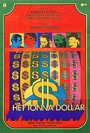 Hét tonna dollár Poster