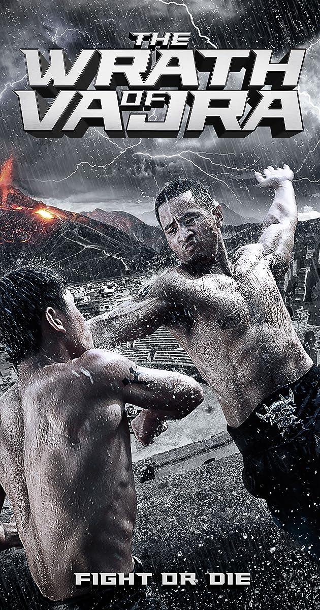 Subtitle of The Wrath of Vajra