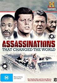 Assassinations That Changed the World Poster