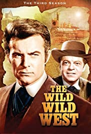 The Wild Wild West Poster - TV Show Forum, Cast, Reviews