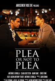 Plea or not to Plea Poster