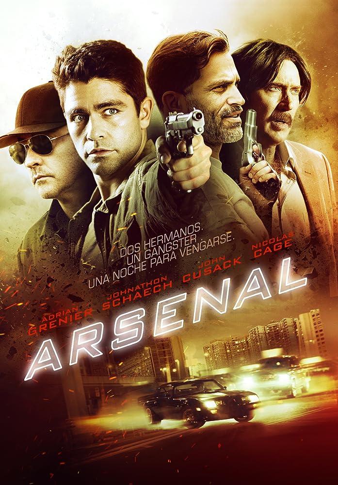 Poster film Arsenal.