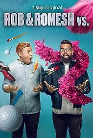 Rob Beckett and Romesh Ranganathan in Rob & Romesh Vs (2019)