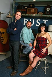 American Pickers Poster - TV Show Forum, Cast, Reviews