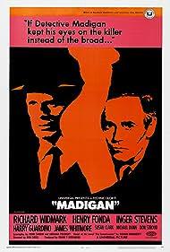 Madigan (1968) Poster - Movie Forum, Cast, Reviews