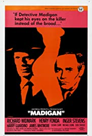 Madigan (1968) Poster - Movie Forum, Cast, Reviews