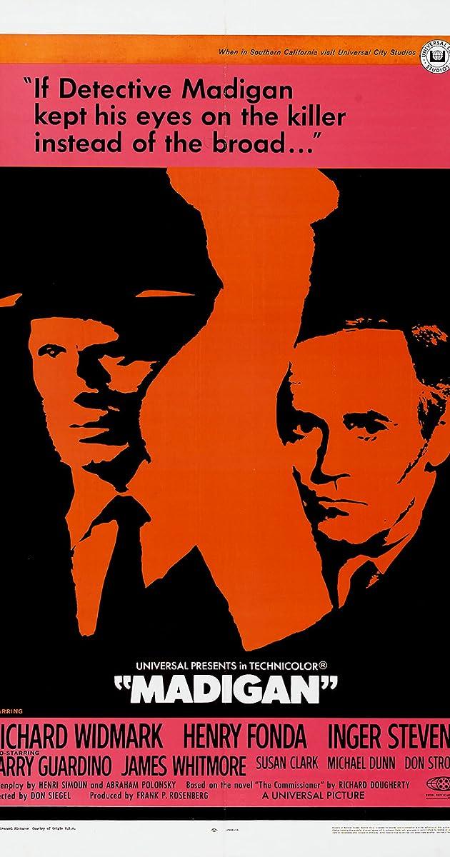 Madigan (1968) Subtitles