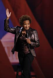 Wanda Sykes: I'ma Be Me (2009) Poster - TV Show Forum, Cast, Reviews