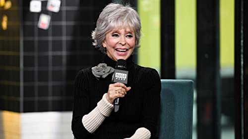 BUILD: Rita Moreno On The 'West Side Story' Scene That Left Her In Tears