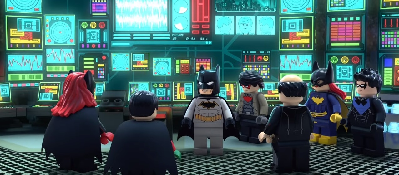 LEGO DC: Batman - Family Matters (2019)