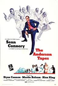 Sean Connery in The Anderson Tapes (1971)