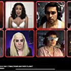 Tim Curry, Seth Green, Lance Bass, Wilmer Valderrama, Nell Campbell, Rosario Dawson, Jason George, and Colleen Ballinger in Rocky Horror Show: Livestream Theater (2020)
