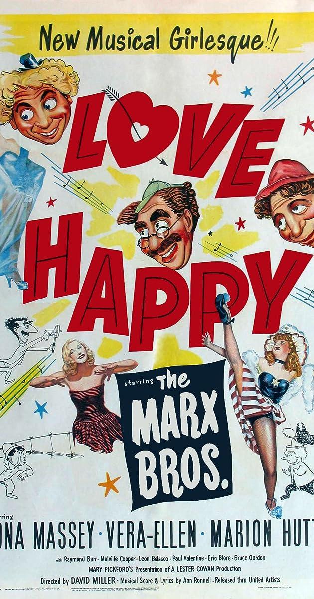 Subtitle of Love Happy