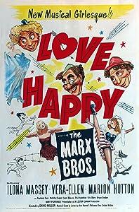 720p hd movie downloads Love Happy USA [1920x1200]