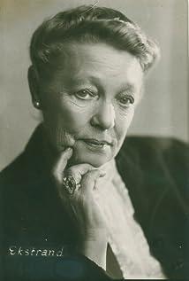 Hilda Borgström Picture