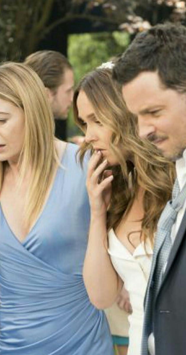 Greys Anatomy All Of Me Tv Episode 2018 Imdb