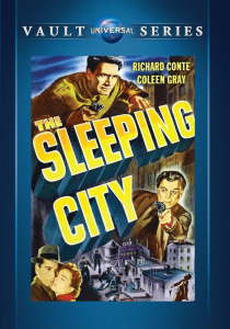 Watch only movies The Sleeping City [x265]