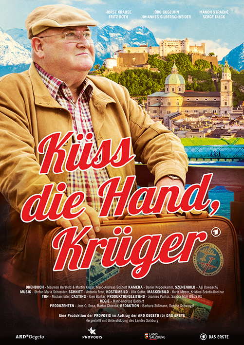 Küss die Hand, Krüger (TV Movie 2018) - IMDb