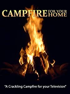 Movie happy free download Evening Crackling Campfire USA [h264]
