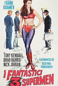 I fantastici 3 $upermen (1967) Poster - Movie Forum, Cast, Reviews