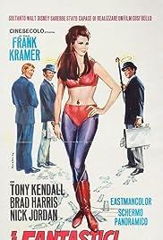 The Three Fantastic Supermen(1967) Poster - Movie Forum, Cast, Reviews