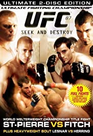 UFC 87: Seek and Destroy Poster