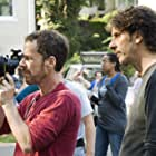 Ethan Coen and Joel Coen in Burn After Reading (2008)