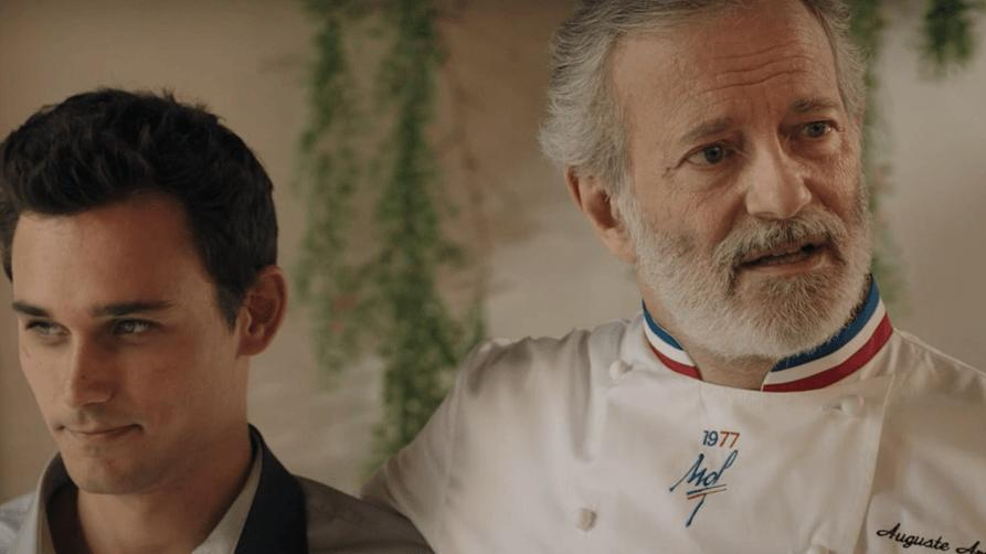 Francis Huster in Ici Tout Commence (2020)
