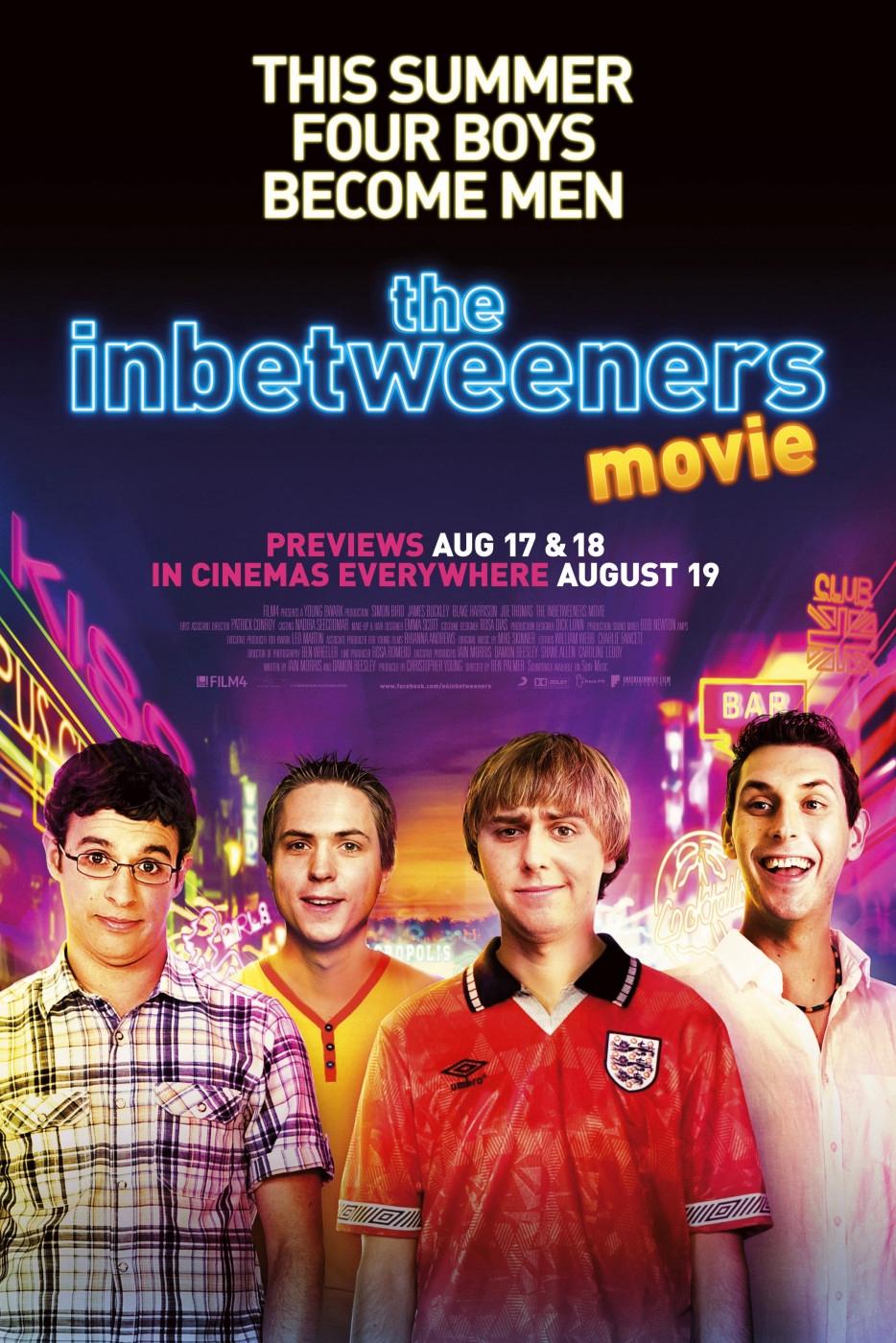 The Inbetweeners (2011) - IMDb