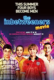 James Buckley, Blake Harrison, Simon Bird, and Joe Thomas in The Inbetweeners Movie (2011)