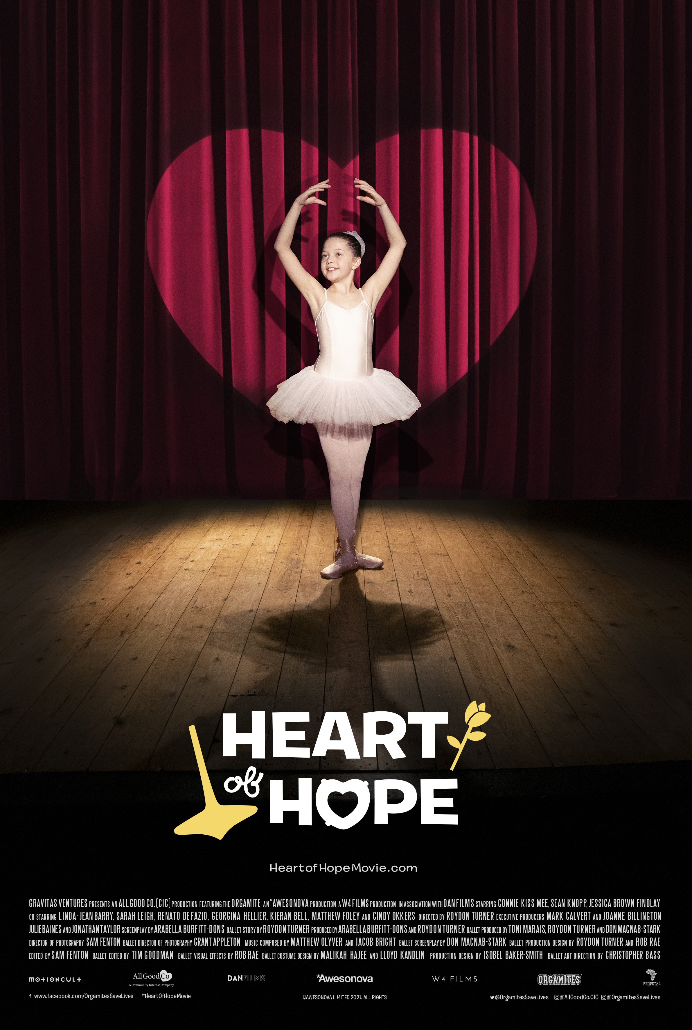 Heart of Hope poster image