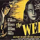Edmond O'Brien and Ella Raines in The Web (1947)