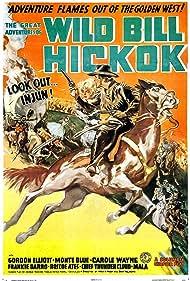 Bill Elliott and Carole Wayne in The Great Adventures of Wild Bill Hickok (1938)
