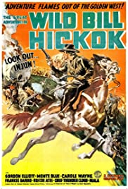 The Great Adventures of Wild Bill Hickok Poster